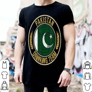 Beer Pakistan Drinking Team shirt