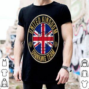 Beer United Kingdom Drinking Team shirt