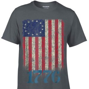 Betsy Ross Flag 4th Of July 1776 sweater