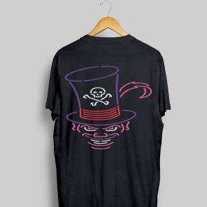 Disney Dr. Facilier Neon Face shirt