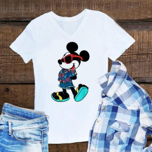 Disney Mickey Mouse Summer Style sweater
