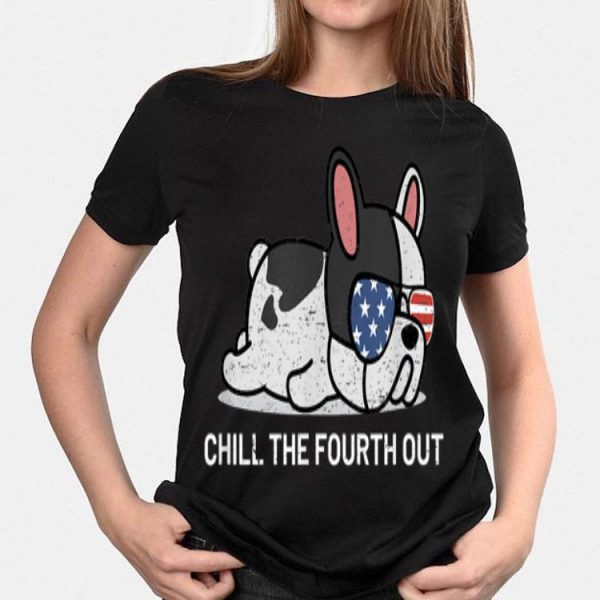 French Bulldog 4Th Of July For Frenchie Lover shirt