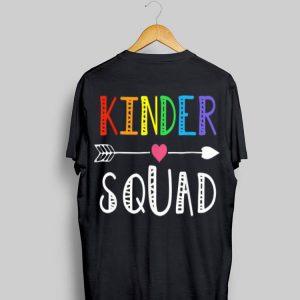 Kindergarten Teacher Back To School Teacher Student shirt