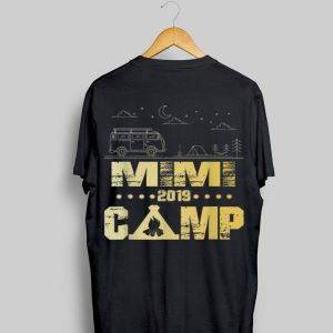 Mimi Fire Camp 2019 Family Vacations shirt