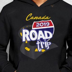 Nice Trend 2019 Canada Road Trip shirt 1
