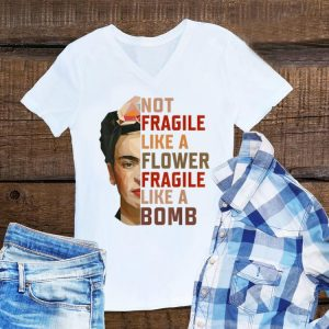 Not Fragile Like A Flower Fragile Like A Bomb sweater