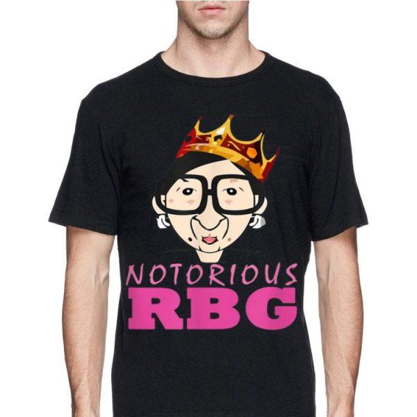 Notorious Rbg Ruth Bader Ginsburg Liberal Political shirt