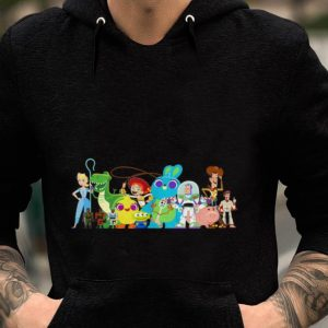 Premium Disney Pixar Toy Story 4 All Character shirt