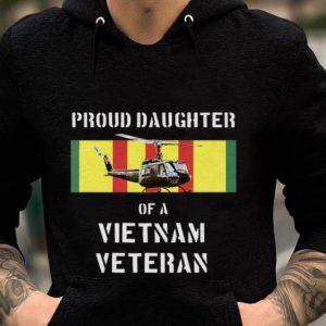 Premium Proud Daughter of a Vietnam Veteran shirt