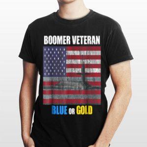 Submarine Boomer Veteran Navy Veteran Us Flag shirt