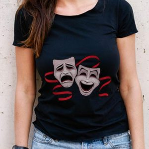 The Best Drama Comedy And Tragedy Mask shirt