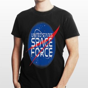 US Space Force Distressed shirt