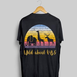 Wild About VBS Animal Vintage shirt
