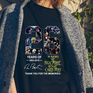 26 Years of Tim Burton's The Nightmare Before Christmas signature sweater