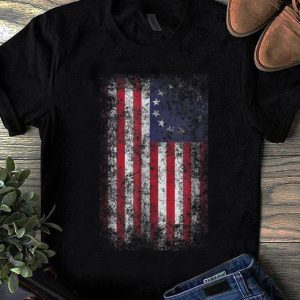 Awesome 4th of July Patriotic Betsy Ross Flag 13 Colonies shirt