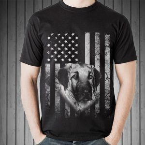 Awesome Anatolian Shepherd America Flag shirt