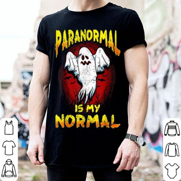 Awesome Ghost Halloween Spooky Cute Funny shirt