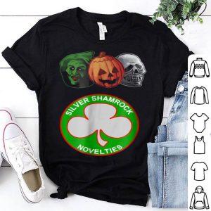 Awesome Halloween 3 Silver Shamrock Masks shirt