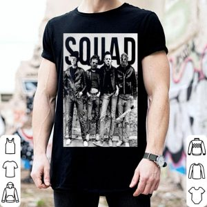 Awesome Jason Squad Halloween Horror Funny Halloween Costume shirt