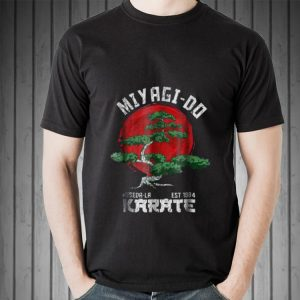 Awesome Miyagido Resedala Karate shirt