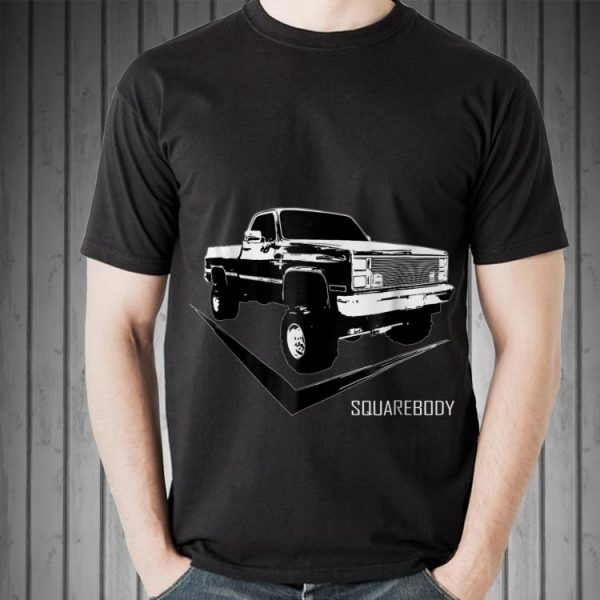 Awesome Square Body shirt