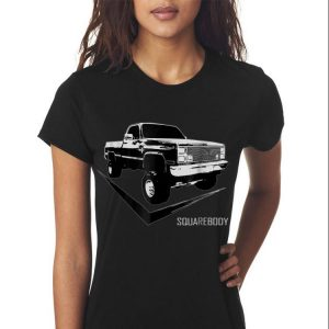 Awesome Square Body shirt 2