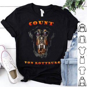 Beautiful Halloween Vampire Alien Rottweiler Dog shirt