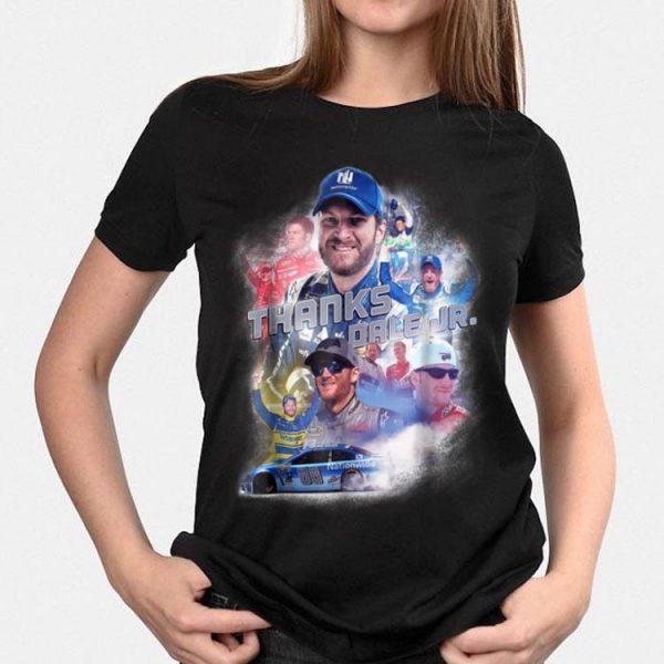 Dale Earnhardt Jr Thank You shirt
