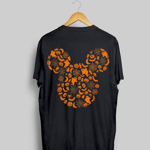 Disney Mickey Mouse Halloween Silhouette shirt