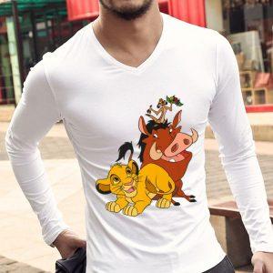 Disney The Lion King Young Simba Timon And Pumbaa shirt