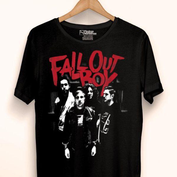 Fall Out Boy Punk Scratch shirt