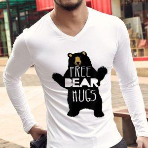 Free Bear Hugs Bear Humor Bear Family shirt