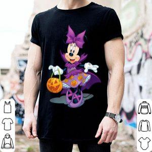 Hot Disney Halloween Minnie Mouse shirt