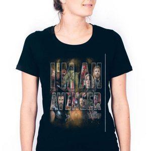 Marvel Avengers Infinity War I Am An Avenger shirt