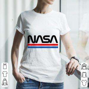 The Official NASA Worm Logo shirt 2