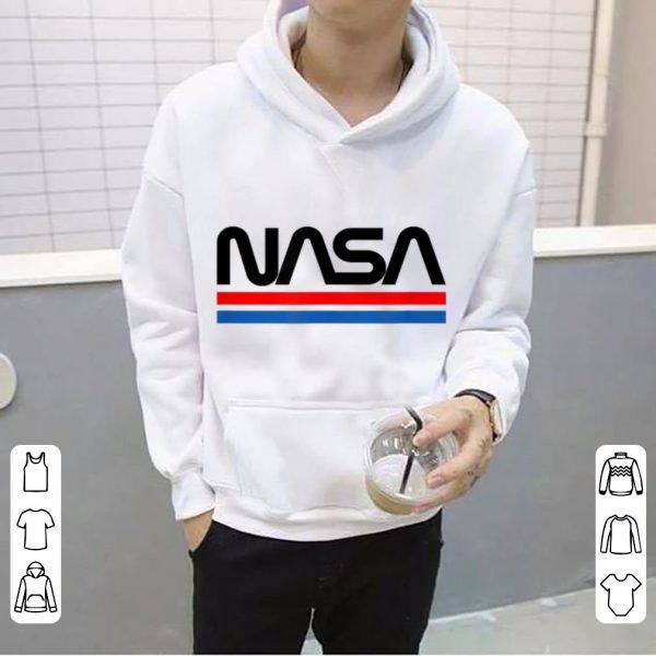 The Official NASA Worm Logo shirt