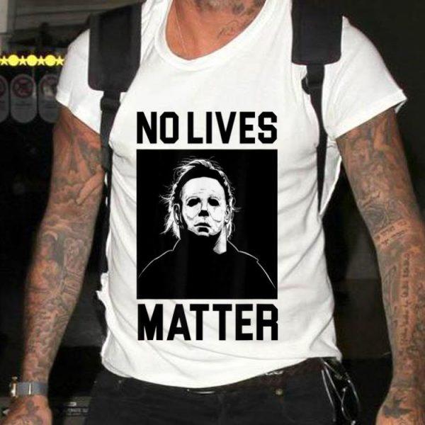 No Lives Matter Michael Myers Halloween Horror sweater