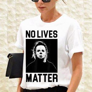 No Lives Matter Michael Myers Halloween Horror sweater 2