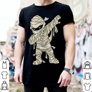 Premium Dabbing Mummy Halloween Dab Gift shirt