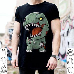 Top Baby Zombie T-rex - Halloween Dinosaur shirt
