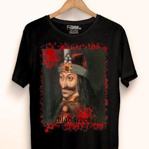 Vlad Tepes Count Dracula Vampire shirt