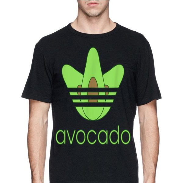 adidas avocado shirt