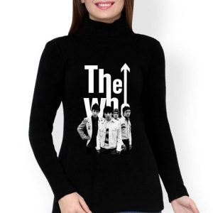 The Who Official 60's Musical Band shirt 2