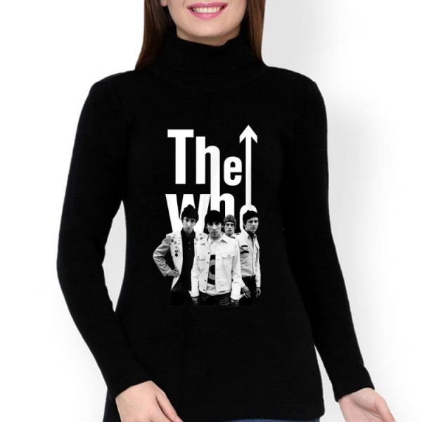 The Who Official 60's Musical Band shirt
