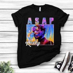ASAP Rocky Water Color shirt
