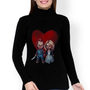 Chucky Love Tiffany Horror Lover shirt