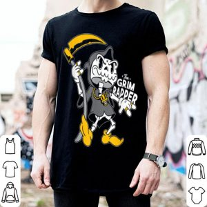 Grim Rapper Reaper - Fun Halloween Costume Idea shirt
