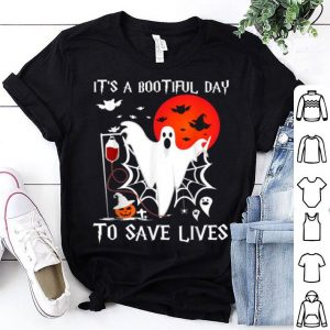 It's A Boo-tiful Beautiful Day To Save Lives Nurse shirt