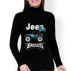 Jeep Flag Philadelphia Eagles NFL shirt