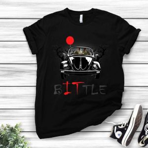 Pennywise Bittle IT Clown Dirve Classic Car shirt